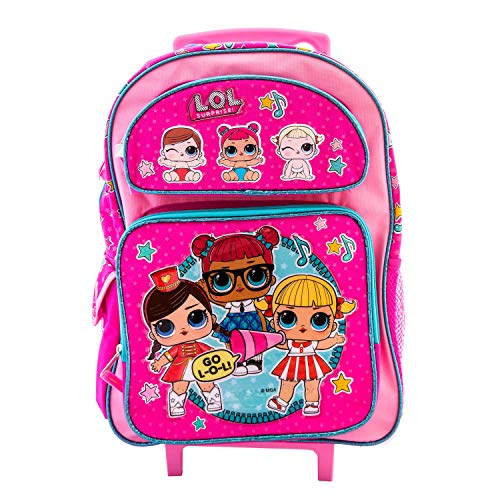 L.O.L Surprise! Backpack Book Bag Travel Bag