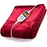 Sable Full Body Warming ETL Certified Electric Throw