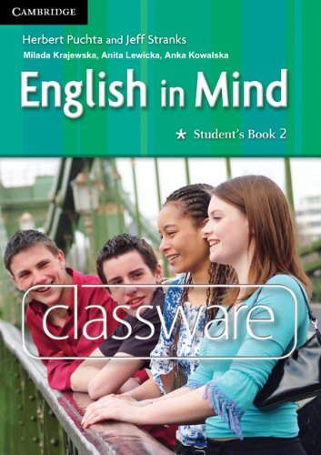 English in Mind Level 2 Classware CD-ROM Polish Exam Edition PDF
