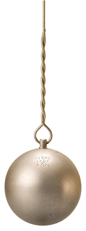 好きに NISHI(ニシスポーツ) ハンマー練習用 陸上競技 ハンマー投 ハンマー練習用 4.0kg T5607 4.0kg T5607 B00KDD1JLI, アライシ:e4a032da --- lightinglogistics.co.za