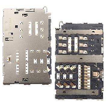 BisLinks® Reemplazo para LG G6 H870 Nano Sim Micro SD ...