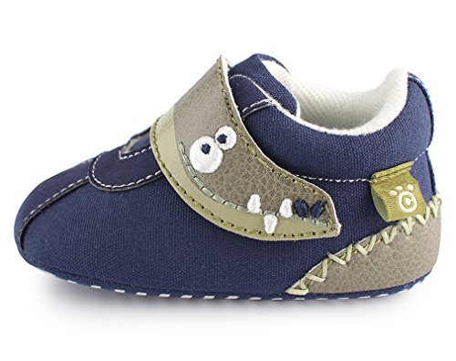Baby Soft Leather Pram Shoes - 1