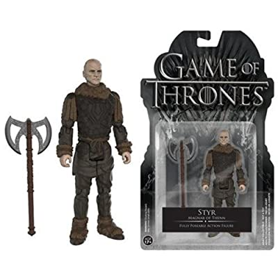 Funko Game of Thrones Styr Action Figure: Funko Action Figure:: Toys & Games