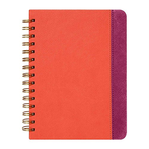 C.R. Gibson Leatherette Spiral Perforated Journal, 6.125