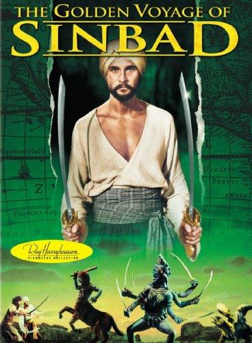 The Golden Voyage Of Sinbad (Sinbad Legend Of The Seven Seas Vhs)