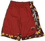 Miami Heat NBA Men's Red Pride Shorts