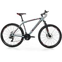 "Moma Bikes Bicicleta Montaña GTT 27,5""Alu, SHIMANO"