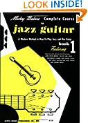 #6: Mickey Baker's Complete Course in Jazz Guitar: Book 1 (Ashley Publications)