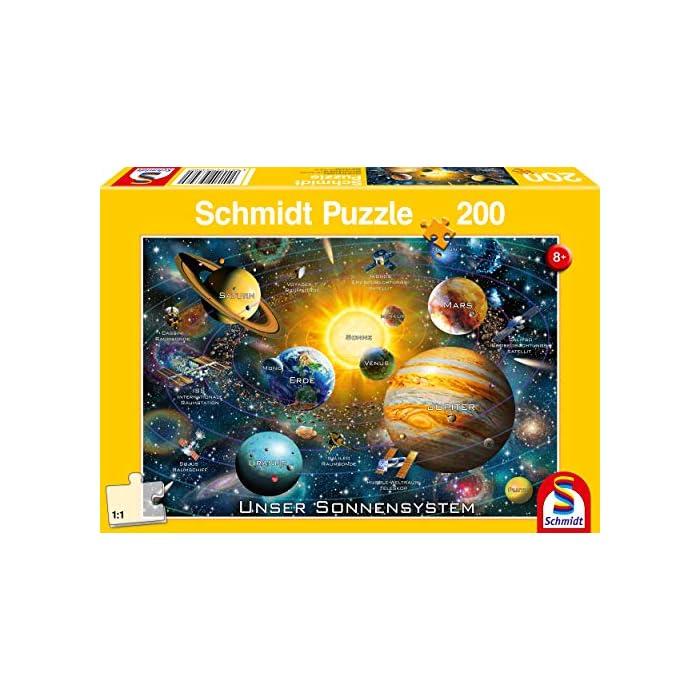 51htO3XyX9L Rompecabezas para niños. 200 piezas. Número de jugadores: a partir de 1 jugador.