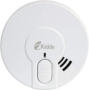 Kidde FireX Hardwire Smoke Detector Alarm with Battery Backup | Model 21006931