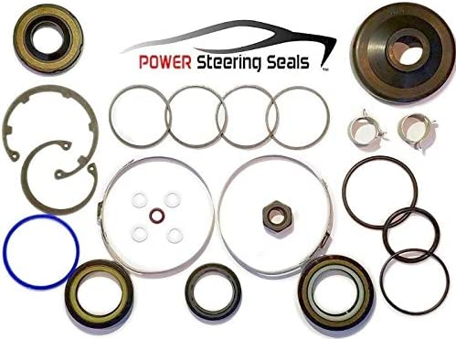 Power Steering Rack and Pinion Seal Kit fits Volvo 240 Power Steering Seals