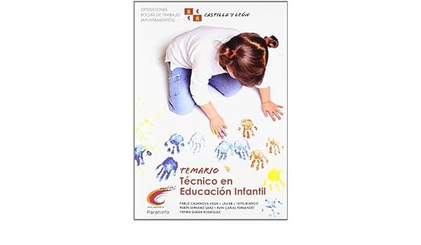 Temario oposiciones/bolsa de trabajo ayuntamientos. Técnico ...