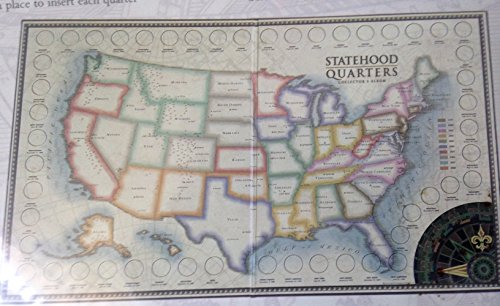 The Statehood Quarters Collector's - Quarters Statehood Collectors