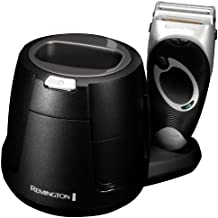 Remington MS680CS Men's Rechargeable Foil Shaver with Cleaning System