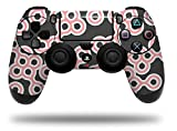 Cheap Locknodes 02 Pink – Decal Style Wrap Skin fits Sony PS4 Dualshock Controller (CONTROLLER NOT INCLUDED) by WraptorSkinz