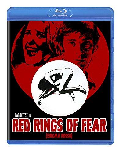 Enigma Rosso [Blu-ray]