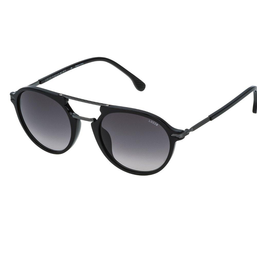 Lozza Gafas de sol 1 Unisex, negro, Smoke Gradient SL4133M ...