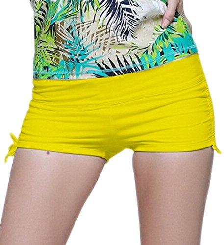 Papaya Womens Printed Boardshorts Adjustable