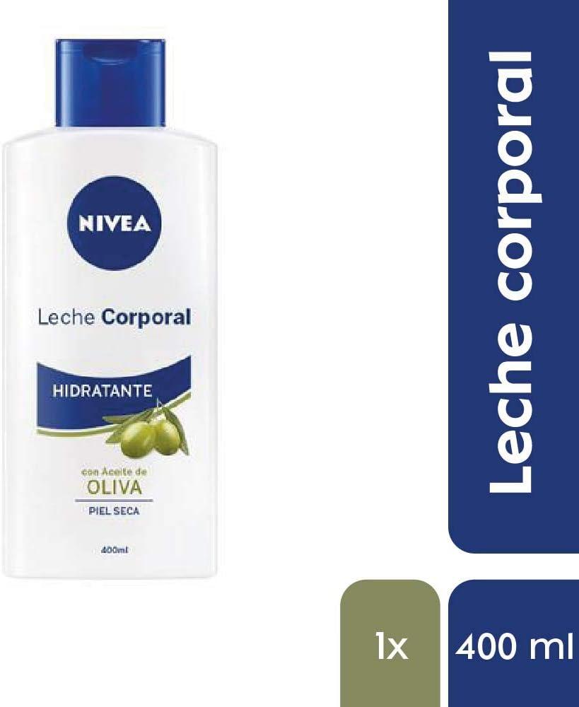 Loción hidratante Nivea con aceite de Oliva por sólo 2,64€