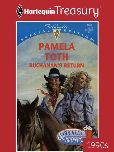 Buchanan's Return (Buckles & Broncos Book 1096)