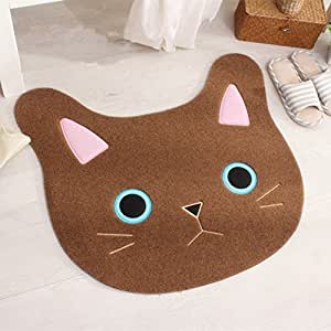 Amazon Com Sytian New Amp Cute Cat Face Embroidery Cat