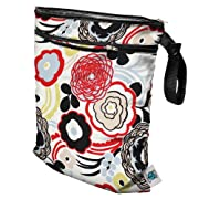 Planet Wise Wet/Dry Bag, Art Deco