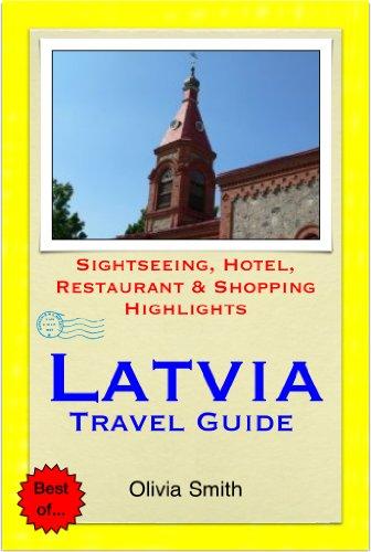 Amazon.com: Latvia Travel Guide - Sightseeing, Hotel, Restaurant ...