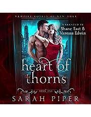 Heart of Thorns: A Dark Vampire Romance: Vampire Royals of New York: Gabriel, Book 1
