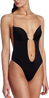 BOLAWOO-77 Body Ladies Elegante Moda Sin Espalda Body Cintura Entrenamiento Mode De Marca Abdominal Away Body Shaping Respirable Cómodo Elástico Wrap Body Ropa Interior