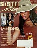 Sister 2 Sister Magazine ~ March 2007 ~ Omarion/ Niecy Nash/ Deelishis