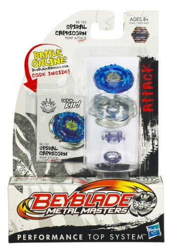 Beyblade Metal Fusion Battle Tops product image