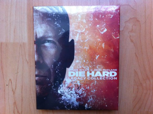 Die Hard: Legacy Collection [Blu-ray]