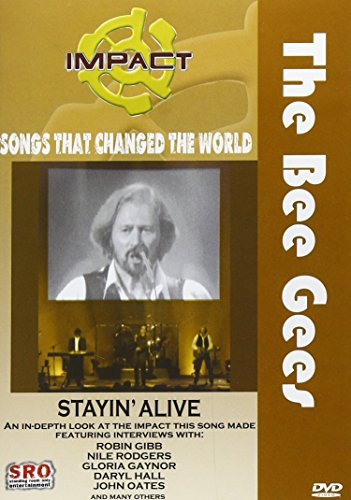 DVD : Hanson - Bee Gees: Stayin Alive (Dolby)