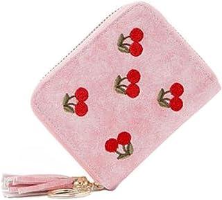 Carte de crédit porte à glissière portefeuille 20 fentes de cartes, blanc Blancho Bedding