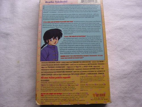 Ranma 1/2 - Anything Goes Martial Arts, Vol. 10: Tough Cookies [VHS]