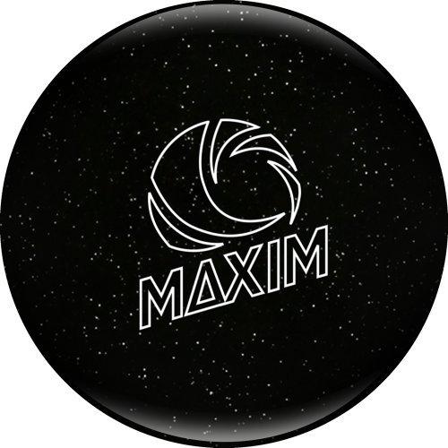 Ebonite Maxim Bowling Ball, Night Sky, 10 (Ebonite Bowling Ball 10)