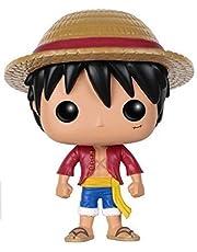 Funko 5305 Pop! Figura in vinile, One Piece - Monkey D. Luffy
