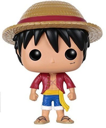 POP! Vinilo - One Piece Monkey D Luffy