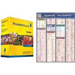 Rosetta Stone Spanish Vocabulary Bundle