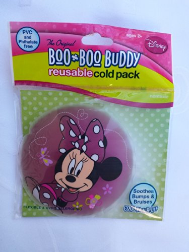 Boo-Boo Buddy Reusable Cold Pack, Minnie