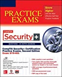 img - for CompTIA Security+ Certification Practice Exams, Second Edition (Exam SY0-401) (Certification Press) book / textbook / text book