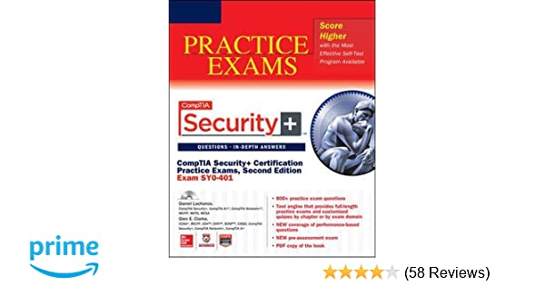 CompTIA Security Certification Practice Exams Second