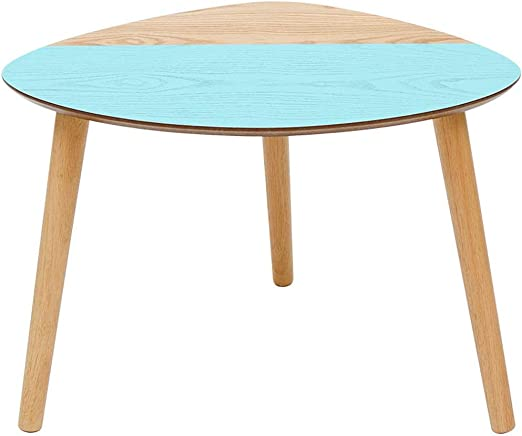 Amazon Com Yulan Nordic Small Coffee Table Simple Mini Triangle