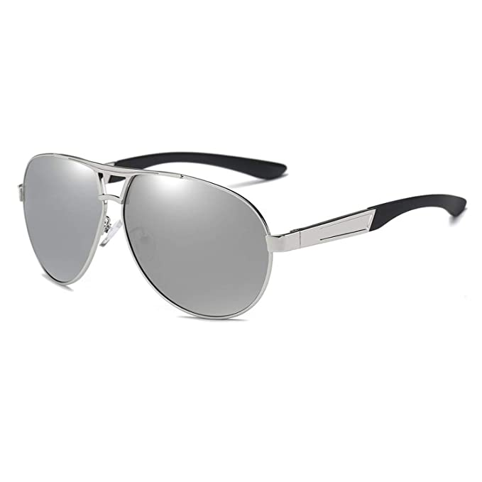 343a35fcfa34 Image Unavailable. Image not available for. Color  Men s Sunglasses  Polarized UV400 Gafas Women Oversized Driving Sun Glasses ...