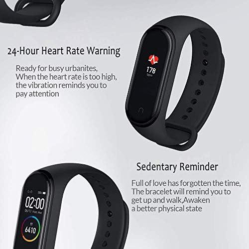 Xiaomi Smart Band 4, Adultos Unisex, Negro, Talla única: Amazon.es ...