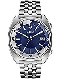Snorkel Men's 96B209XG Quartz Blue Dial Watch (Certified Refurbished)
