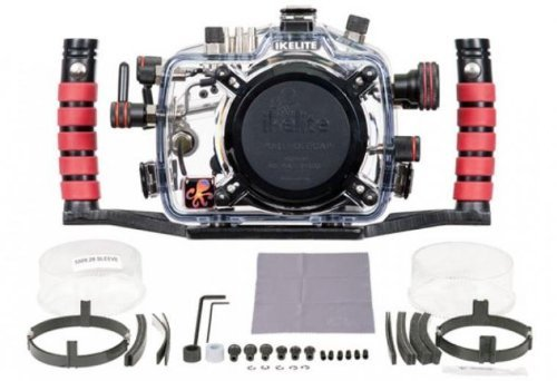 Ikelite 6871.06 Underwater Camera Housing for Canon Digital EOS 6D Camera by Ikelite