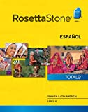Rosetta Stone Spanish (Latin America) Level 4 for Mac [Download]