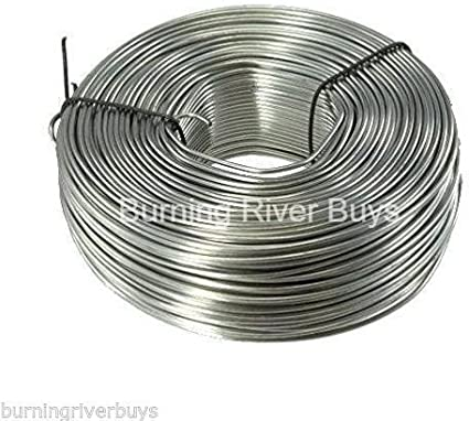 COPPER ROUND WIRE 14 GA 1 Oz COIL SOLID BARE COPPER  USA HALF HARD 5.5 FT