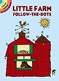 Little Farm Follow-the-Dots (Dover Little Activity Books)
